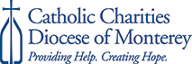 Catholic Charities Diocese of Monterey logo